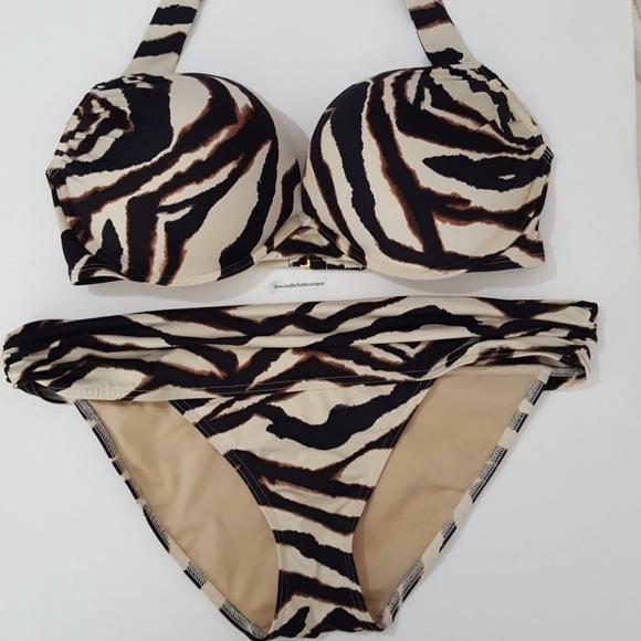 a2d10ac96c951 Victoria's Secret Swim | Vs 36d Large Bombshell Bikini Set | Poshmark